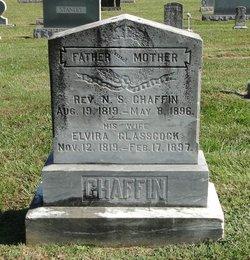 Rev Nathan S. Chaffin
