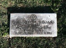 Carl Mercer Williams