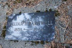 William H Barnwell