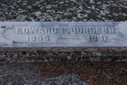 Edward Francis Burgess