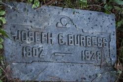 Joseph G Burgess