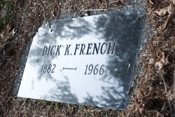 Dick K French