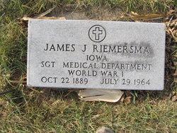 James J Riemersma