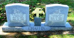 Hazel Eaton <i>Blackwelder</i> Chaffin