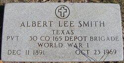 Albert Lee Smith