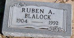 Ruben A Blalock