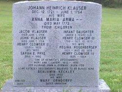 Anna Maria <i>Arma</i> Klauser