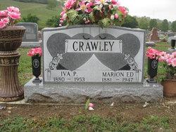 Marion Edward Crawley