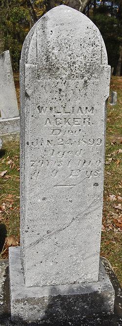 William Acker
