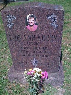 Lois Ann <i>Becker</i> Aubry