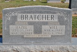 James William Will Bratcher