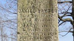 Mary <i>Farwell</i> Baxter