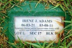 Irene J. Adams