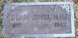 Louisa Christina Lula <i>Zipfel</i> Hall