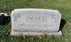 Barbara L Scott