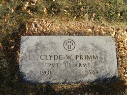 Clyde Wallace Primm