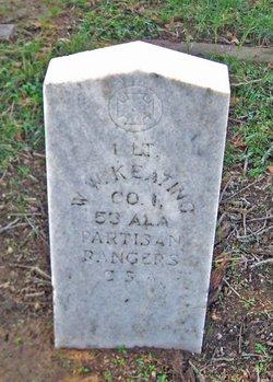 W. W. Keating