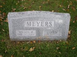 Elva M. <i>Sterner</i> Meyers