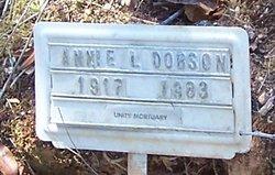 Annie L. Dobson