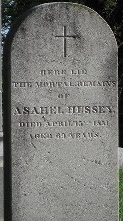Asahel Hussey