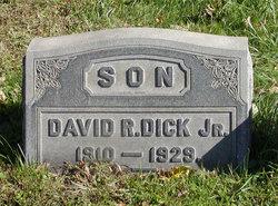 David R. Dick, Jr