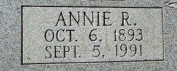 Annie R Godfrey