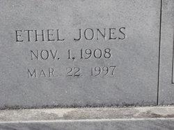 Ethel Marguerite <i>Jones</i> Bowen