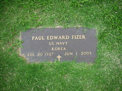 Paul Edward Fizer