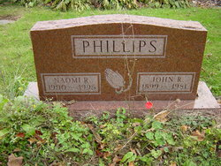 John R Phillips, Sr