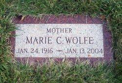 Marie Catherine <i>Sweet</i> Wolfe