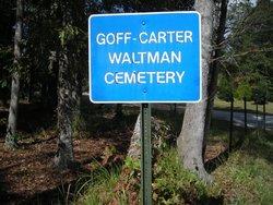 Goff-Carter-Waltman Cemetery