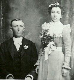 Gladys Christina <i>Bowthorpe</i> Baxter