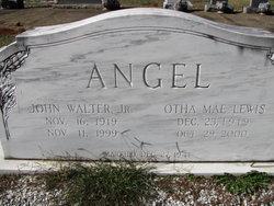 Otha Mae <i>Lewis</i> Angel