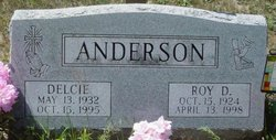 PFC Roy Devere Anderson