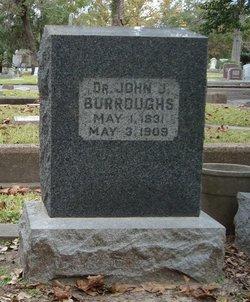Dr John J Burroughs