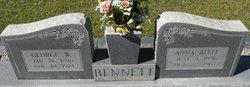 Anna Belle <i>Dean</i> Bennett