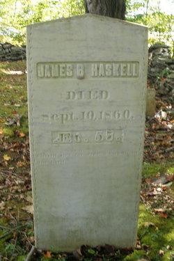 James Bowdoin Haskell