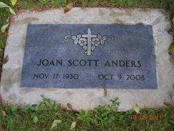 Joan <i>Scott</i> Anders