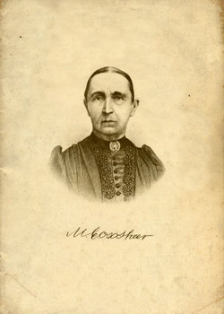 Martha E. <i>Kirk</i> Oxsheer