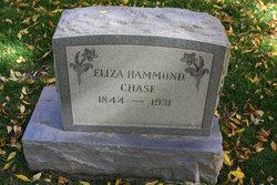 Eliza Hammond Chase
