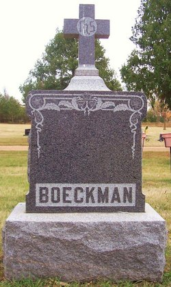 Joseph Boeckman, Sr