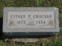 Essie Gayle Esther <i>Plummer</i> Crocker