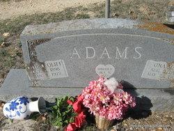 Ona Mae <i>Baker</i> Adams