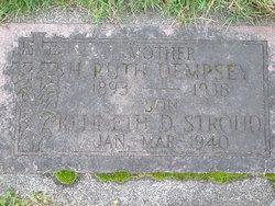 Helen Ruth <i>Richardson</i> Dempsey