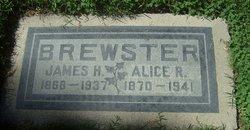 Alice <i>Reeves</i> Brewster