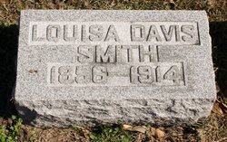 Louisa <i>Smith</i> Davis