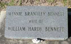 Sarah Minnie <i>Brantley</i> Bennett
