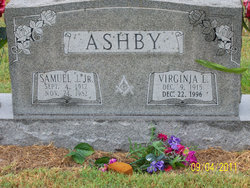 Virginia Louise <i>Yancey</i> Ashby