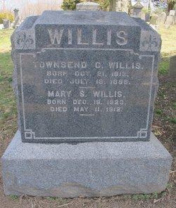 Mary S. <i>Jackson</i> Willis