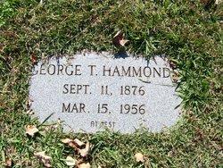 George Thomas Hammonds